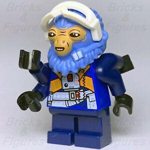 Star-Wars-LEGO-Rio-Durant-Mercenary-Pilot-Solo-Movie-Minifigure-75215-Genuine