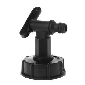 Cortile-Adattatore-Tubo-Flessibile-Serbatoio-D-039-acqua-1000L-To-15mm-1-2-039-039-IBC