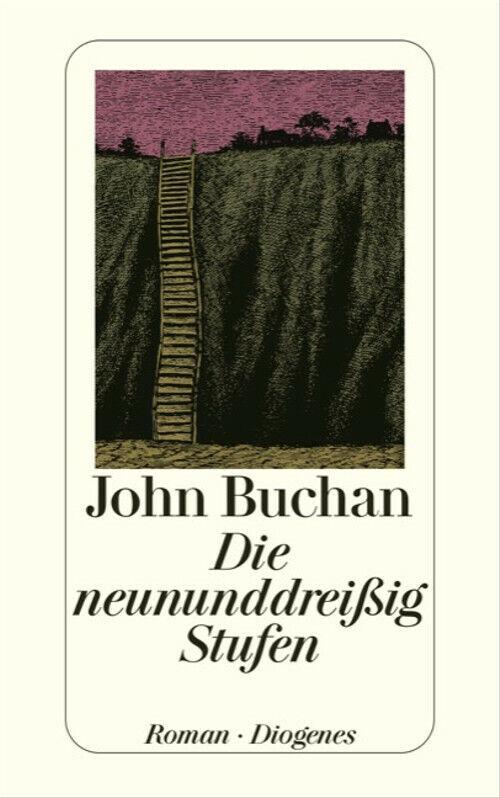 Die neununddreißig Stufen - John Buchan ZUSTAND SEHR GUT