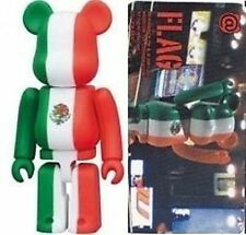 Medicom Series 21 Bearbrick S21 Flag be@rbrick Mexico 1 pc