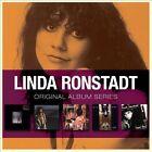 Original Album Series [Slipcase] by Linda Ronstadt (CD, Sep-2012, 5 Discs, Rhino (Label))
