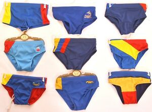 Baby Boys Swimming Swim Trunks Briefs Age 6 9 9 12 12 18 Months 2 3