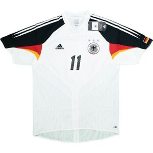 2004-05-Germany-Home-Shirt-Euro-2004-Klose-11-Bayern-BNWT