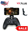 Genuine-Xbox-One-Controller-Phone-Clip-Holder-Mount-Bracket-Game-iPhone-Android thumbnail 1