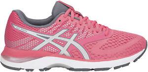 DéSintéRessé Asics Gel Pulse 10 Femme Chaussures De Course-rose-afficher Le Titre D'origine MatéRiaux De Qualité SupéRieure