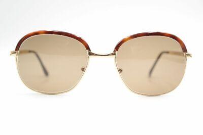 2019 Nuovo Stile Sfero Flex 669 Customized 48 [] 15 Marrone Oro Ovale Occhiali Da Sole Sunglasses Nuovo-