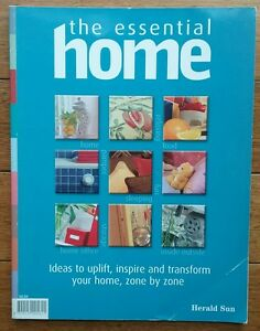 RARE-THE-ESSENTIAL-HOME-Volume-1-Published-by-the-Herald-Sun-July-2005