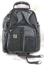 """ful Gibson Carrying Case Backpack for 15.4"""" Notebook Water Resistant Book Bag"""