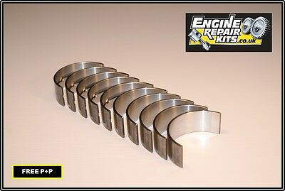 Citroen//Peugeot//Ford//Mini 1.6 TDCI DV6 16v Main Crankshaft Bearing Set Std