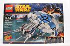LEGO Star Wars 75042 Droid Gunship. New, Retired, Free Shipping