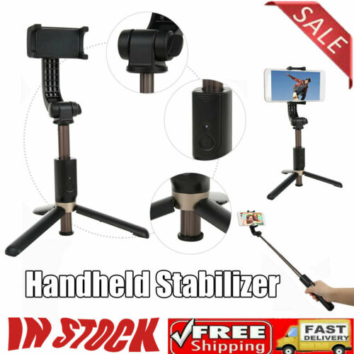 Monoaxial Ball Head Stabilizer Anti-shake Electric For Live Tripod Selfie Stick