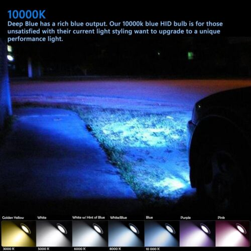Xentec Xenon Light HID Conversion Kit 9005 9006 H11 for 1990-2017 Honda Accord