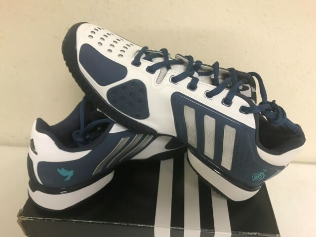 Adidas Novak Pro [CM7771] Men Tennis Shoes Novak Djokovic BlueBlack White