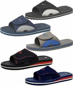 New-Mens-Flip-Flops-beach-summer-toe-post-eva-Shower-Mules-Sandals-surf-Shoes