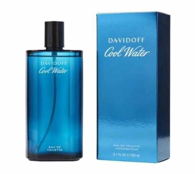 Davidoff Cool Water Cologne for Men 200ml EDT Spray