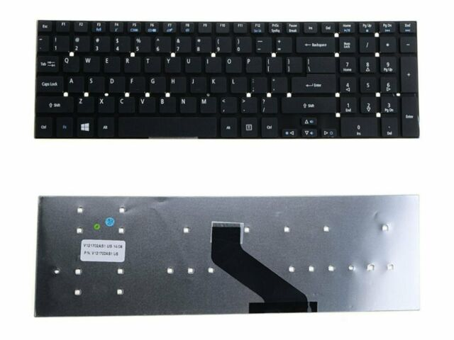 New Acer Aspire V3-531 V3-531G V121702AS2 KBI170A410 MP-10K33U4-6981 Keyboard
