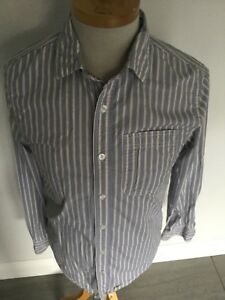 Fat Face Mens Striped Long Sleeve Shirt Size S Great Condition - Leamington Spa, United Kingdom - Fat Face Mens Striped Long Sleeve Shirt Size S Great Condition - Leamington Spa, United Kingdom