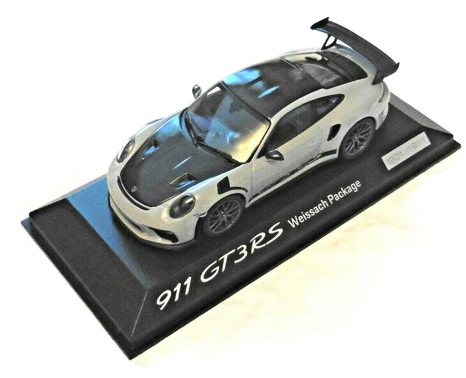 MINICHAMPS WAP0201600J Porsche 911 GT3 RS, 1 43, mb in OVP