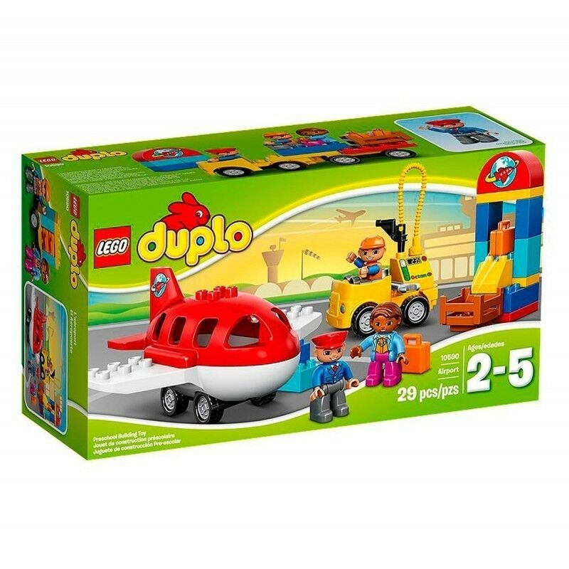 Lego Lego Lego 10590 Duplo - El Aeropuerto - NUEVO 169fc1