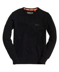 Superdry Orange Label Cotton Herren Pullover