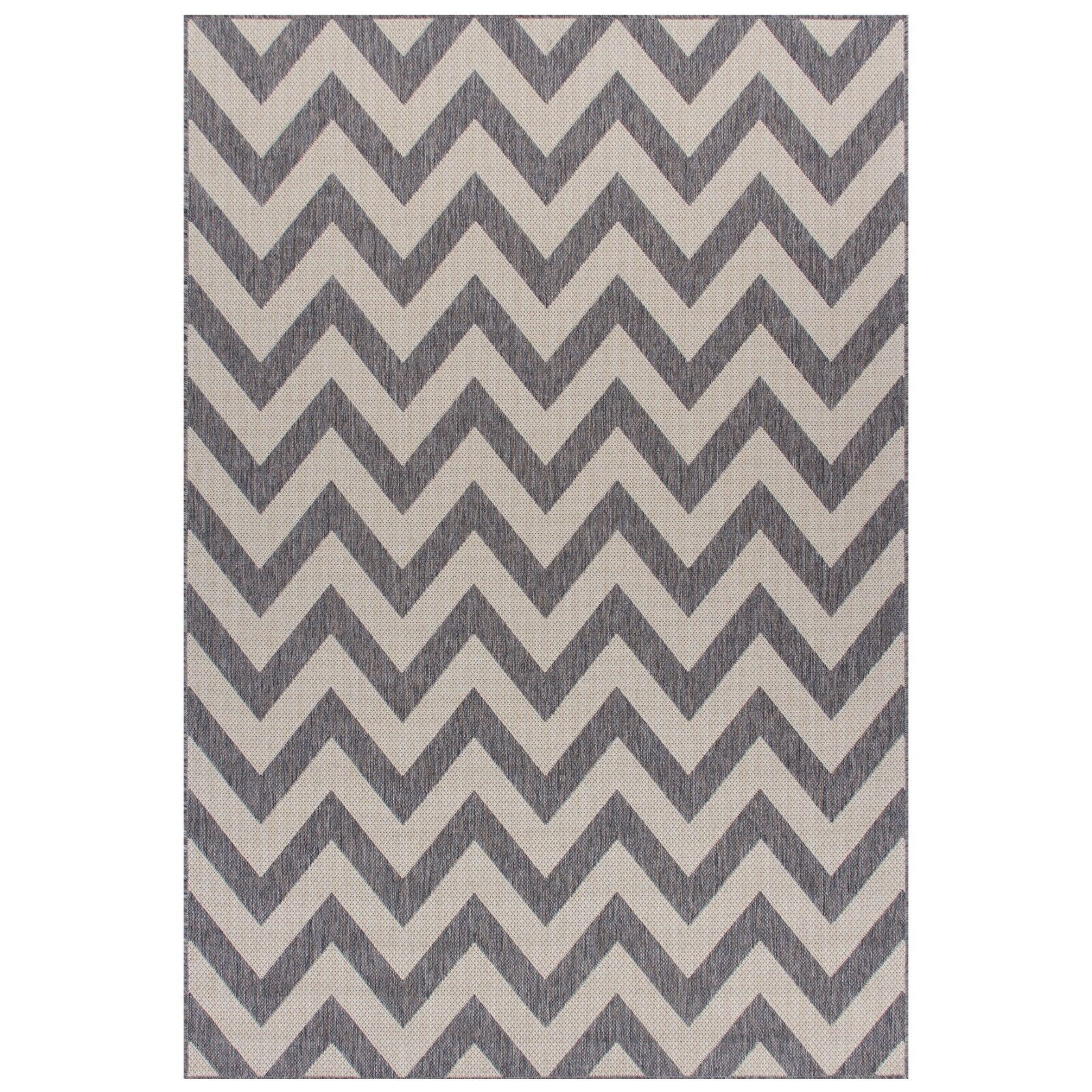 Modern Chevron Kitchen Utility Runner Tapis Beige Gris Sisal Like Slip Anti Slip Like S-XL 07f125