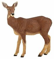 Doe - Play Animal Figure by Papo Figures 53014 Toys