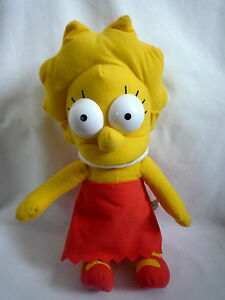 "Nouveau Officiel 12/"" The Simpsons Plush Soft Toys Krusty Jouet Doux"