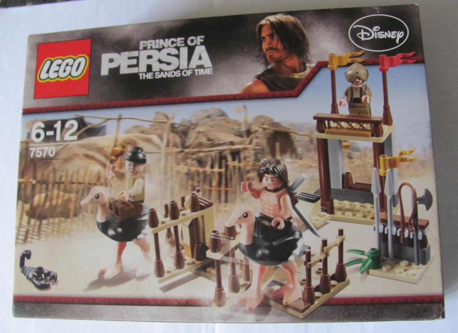 Lego Prince of of of Persia Set wählbar - 7569 7570 7571 7572 mit seltenen Steinen 7cf77d