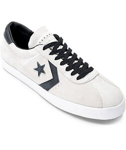 Converse Unisex Breakpoint Pro Ox Shoes White (10 Men US   12 Women ... 96bb6fe4c