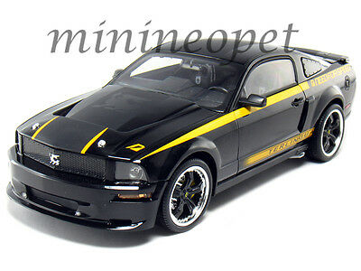 COLLECTIBLES 168 NEED FOR SPEED 2008 08 SHELBY TERLINGUA MUSTANG 1/18 BLACK