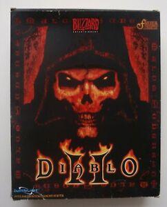 Diablo II (PC, 2000, Eurobox) - Original