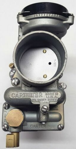 P//N 780-S Carter 1bbl Carburetor w//Climatic Choke 1950-51 Rambler Statesman