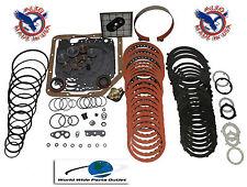 TH350 TH350C Transmission Rebuild kit Performance Master Kit Stage 3