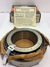 Matched Set Bower 580 and 572  Precision Tapered Roller Bearing