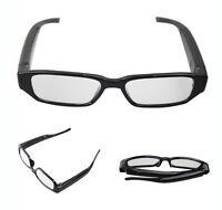 Hidden Spy Camera Glasses HD 1280x720p cam recording 8GB memory card provided
