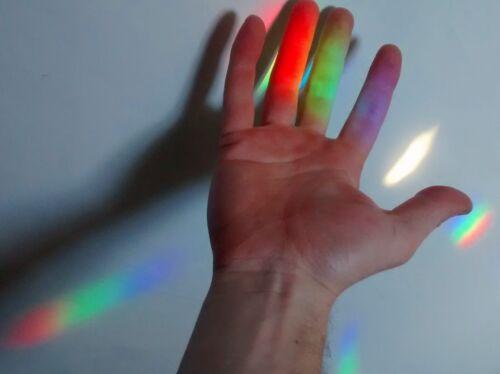 Makes GIANT Rainbows Across Your Room Sensory Room! SUN CATCHER RAINBOW MAKER