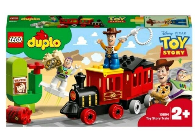 NEU /& OVP Toy-Story Zug LEGO® DUPLO® Toy Story 4 10894