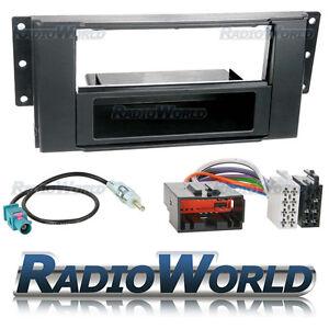 Land-Rover-Freelander-2-2007-Stereo-Radio-KIT-Fascia-Panel-Adapter-Single-Din