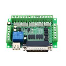 1pcs 5 Axis Cnc Breakout Board For Stepper Driver Controller Mach3