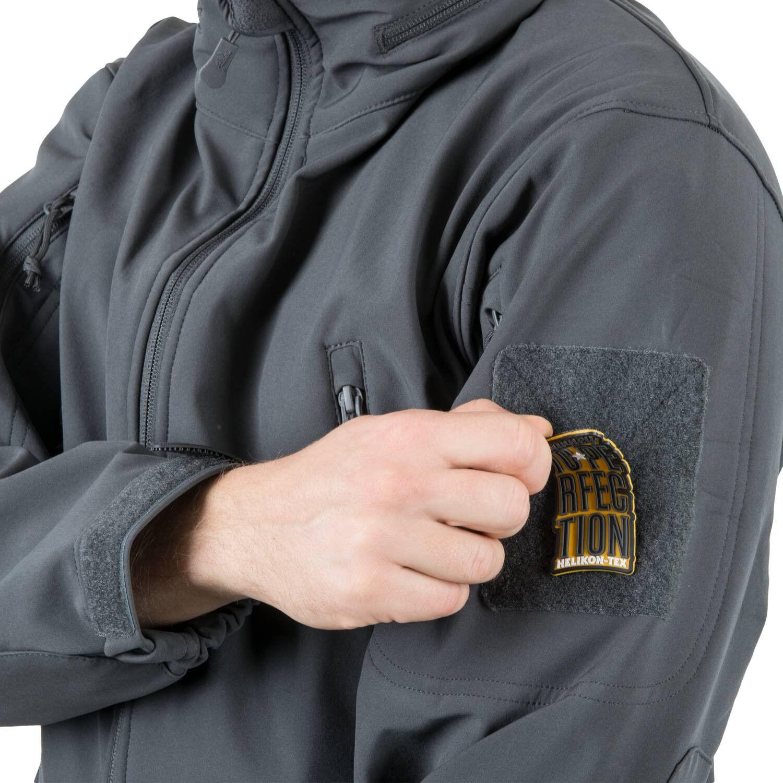 Helikon TEX pistolero Softshell Shark Soft Shell Giacca Giacca Giacca Jacket nero medium M 90f161