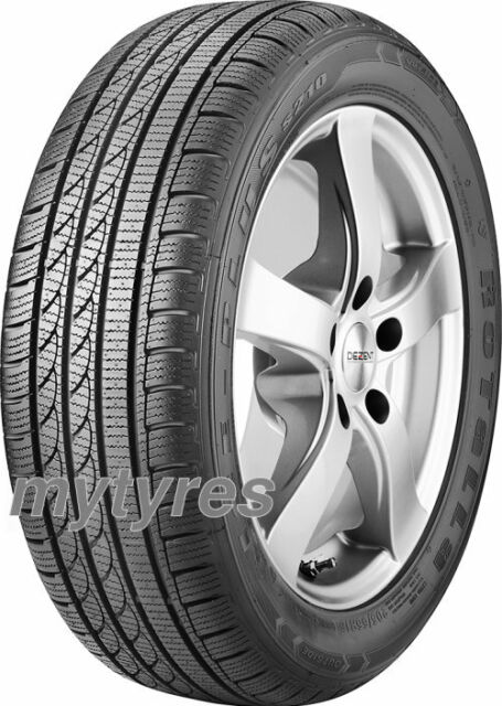 WINTER TYRE Rotalla Ice-Plus S210 235/55 R19 105V XL M+S with MFS