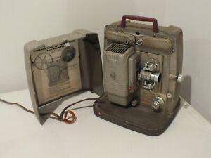 Vintage-Antique-Keystone-8mm-Film-Movie-Projector-Model-K100M