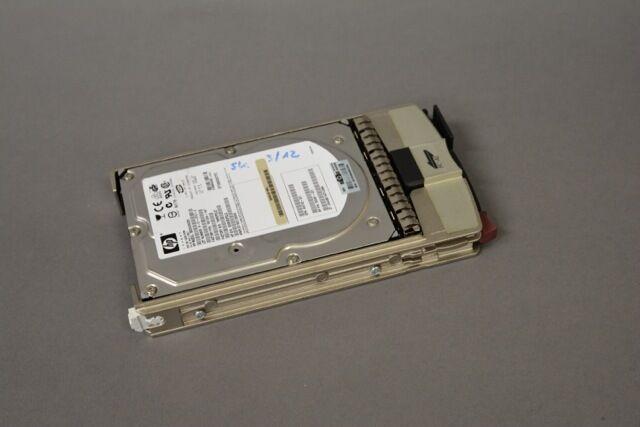 HP Proliant EVA 300GB HD ST3300007FC HP P/N 359461-003 GPN 365609-001