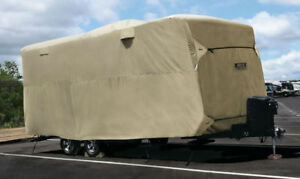 Details About Adco 74838 Travel Trailer Storage Rv Cover Up To 15 Feet