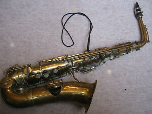 Groovy Details About Very Old French Alto Saxophone Buffet Crampon Evette Altosaxophon Download Free Architecture Designs Scobabritishbridgeorg