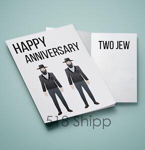 Happy-Anniversary-Two-Jew-Humor-Funny-Greeting-Card-Jewish-Congratulations