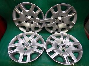 New Set Nissan Sentra hubcaps 2010-2012 fits 16 inch ...