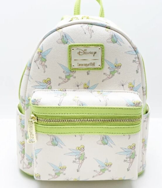 Loungefly Disney Tinker Bell AOP Mini Backpack EXCLUSIVE-SOLD OUT PREORDER NWT