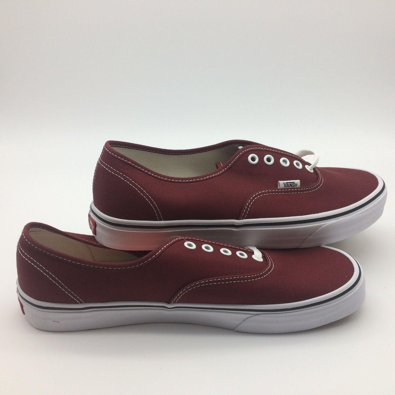 Vans Men's shoes's  Authentic''--Madder Brown True White
