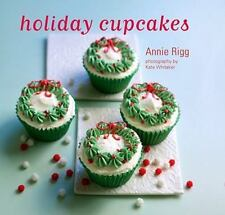 Christmas Cupcakes by Annie Rigg (2006, Hardcover)
